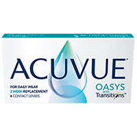 Acuvue Oasys with Transitions. Акция!!