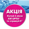 Air Optix plus HydraGlyde 3+1 Акция!!