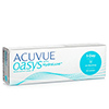 1-Day Acuvue Oasys with HydraLuxe Акция от 2 упаковок!!