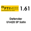 1.61 DEFENDER UV420 SP SATIN