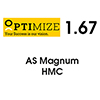 OPTIMIZE Single Vision 1.67 AS MAGNUM HMC. АКЦИЯ!!